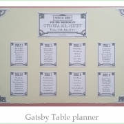 gatsby deco wedding invitation 19