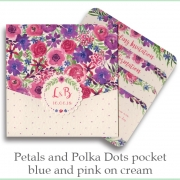 p and p pf blue pink cream