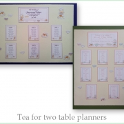 T 4 2 table planner card
