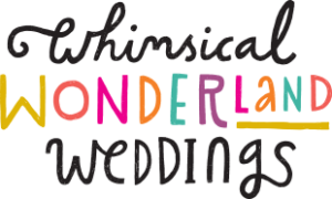 wwhimsical wonderland weddings